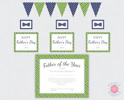 free father u0027s day printables