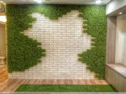 exclusive grass decoration ideas on walls u2013 interior decoration ideas