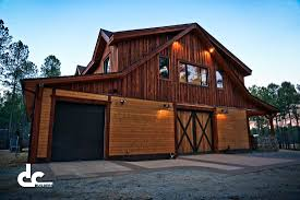 home design barns with living quarters pole barn plans with