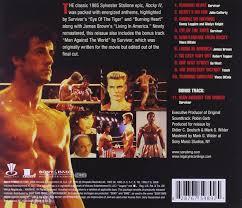 Bad Boys Soundtrack Original Motion Picture Soundtrack Rocky Iv Original Motion