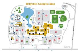 Map Directions Driving Brighton Campus About Mcc Monroe Community College