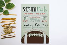 28 super bowl party invitation template gallery for gt super