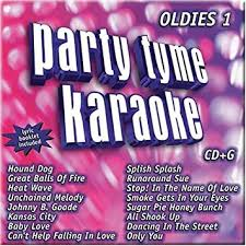 Party Tyme Karaoke Christmas Pack - party tyme karaoke party tyme karaoke oldies 1 16 song cd g