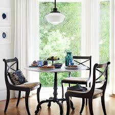 Oval Bistro Table La Coupole Iron Bistro Table With Glass Top Williams Sonoma