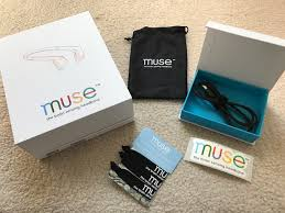 muse headband using technology for meditation with muse the brain sensing headband