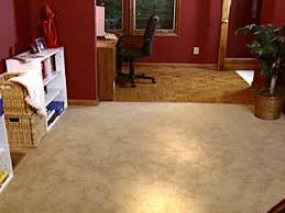 Laminate Flooring For Walls How To Install Wall To Wall Carpeting Hgtv