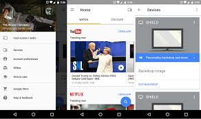 google cast rebranded as home with ui refresh androidguys