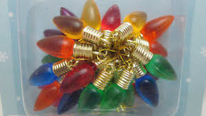 miniature 24 light bulb christmas ornaments 7 8