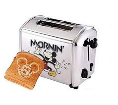 Toaster Reviews 2014 Villaware V5555 11 Mickey Mornin Toaster Best Toaster Reviews