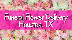 funeral flowers delivery flower delivery houston tx funeral flowers in houston