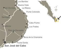 san jose cabo map hotels hotel buena vista east cape baja location