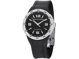 porsche design flat six porsche design flat six mens wristwatch model 6310 41 44 1167