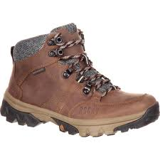 womens boots outdoor rocky endeavor point s waterproof outdoor boot rks0301