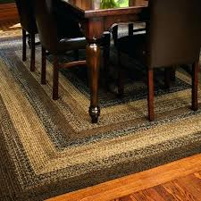 primitive braided area rugs carpet review