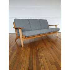 hans wegner plank sofa archive