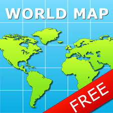 free map world map for free on the app store