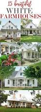 Modern Farm Homes Best 25 White Farmhouse Exterior Ideas Only On Pinterest