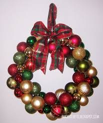 dollar store wreath mad in crafts