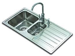 Kitchen Sinks Prices One And Half Kitchen Size Kitchen Sink Prices Bl 806 Buy
