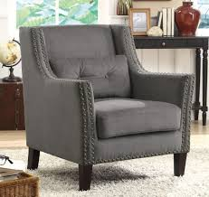 Grey Accent Arm Chair Chicago Cheap Furniture Outlet - Cheap furniture chicago