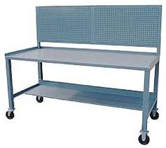 workbench with pegboard and light heavy duty mobile workbenches steel mobile workbench all welded