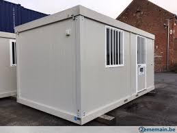 bureau container container bureau neuf 5 09 x 2 99m a vendre 2ememain be