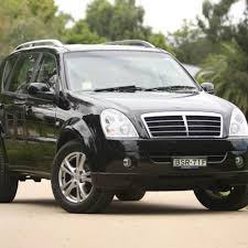 2011 ssangyong rexton rx270 xdi road test review