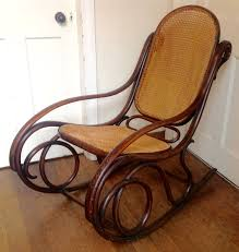 Rocking Chair Makers An Amazing Thonet Bentwood Rocking Chair No 6 In The Catalogue
