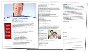 Dual Diagnosis Worksheets Co Occurring Disorders Resources Journey To Recovery