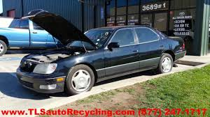 1992 lexus ls400 parting out 1999 lexus ls 400 stock 3112br tls auto recycling