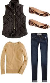 thanksgiving vest 12 ways to style your animal print flats this fall page 10 of 12