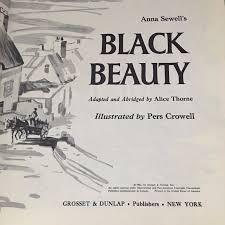 albuns of beauty 1962 anna sewell vintage black beauty 1962 hard back nostalgic children s
