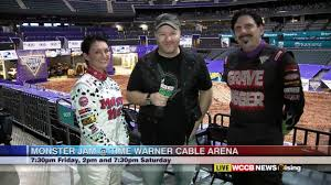monster truck show charlotte nc wilson u0027s world monster jam 2016 wccb charlotte