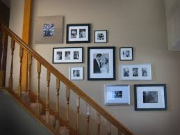 Up The Stairs Wall Decor Dwelling Cents Stair Gallery