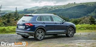 volkswagen tiguan 2016 blue 2016 vw tiguan car review urban off roader drive life drive