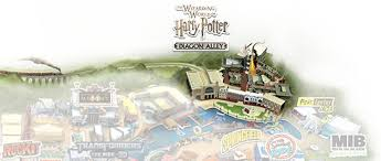 universal studios orlando map 2015 the wizarding of harry potter at universal orlando resort