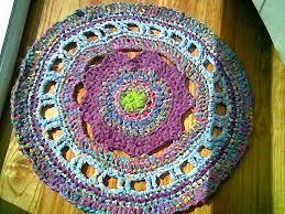 Rag Rug Directions 29 Best Rag Rugs Images On Pinterest Rag Rug Crochet Rag Rugs