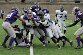 football thanksgiving day holidays in jp english high football team in action on