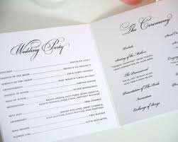sle of wedding programs ceremony circle monogram wedding programs ceremony programs programming