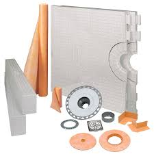 Shower Water Dam Stopper Kits Shop Shower Base Parts At Lowes Com
