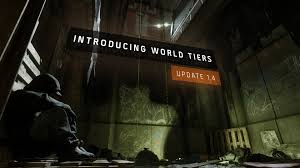 Tom Clancy S The Division Map Size The Division Update 1 4 Introducing World Tiers Time To Kill