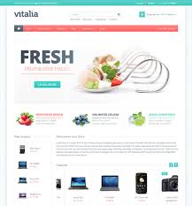 product layout bootstrap this bootstrap opencart template has a responsive layout over 600
