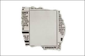 sample blank newspaper newspaper clipping clip art 26