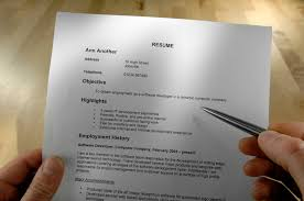 Best Resume Format For Job How To Select A Resume File Name