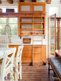 how to stain wood cabinets in kitchen 15 stunning kitchens with stained cabinets sincerely