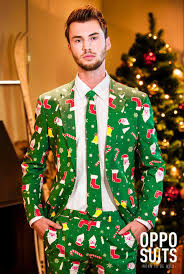 christmas suits opposuits santa suit for men men s fashion