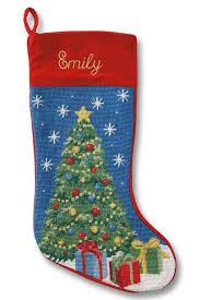 embroidered christmas 15 personalized christmas embroidered and monogrammed