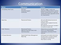 business emergency response plan example emergency family