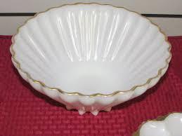 vintage deviled egg plate lot detail stunning vintage gold rimmed milk glass large