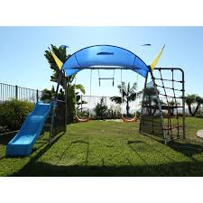 Flexible Flyer Lawn Swing Frame by Flexible Flyer Play Park Swing Set Hayneedle